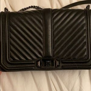 Rebecca Minkoff love Ross bag medium